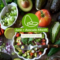 June = avocadomonth