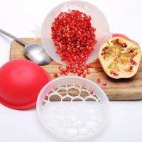 Frisse granaatappelpromo