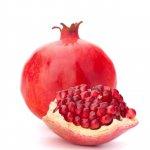 De eerste granaatappelen Wonderful uit Peru zijn binnen