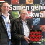 Special Fruit koopt eerste Kwanza frambozen op de klok