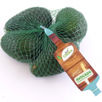 Hass Baby avocadoin nets &lb;